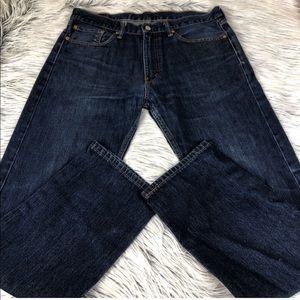 Levi's 505 jeans 36x34